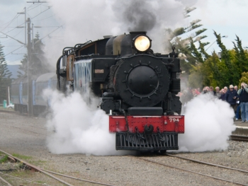 Museums - Feilding Steam Rail Museum
